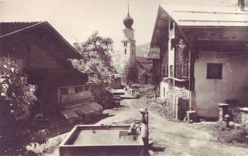 Platz auch im Jahre 1928