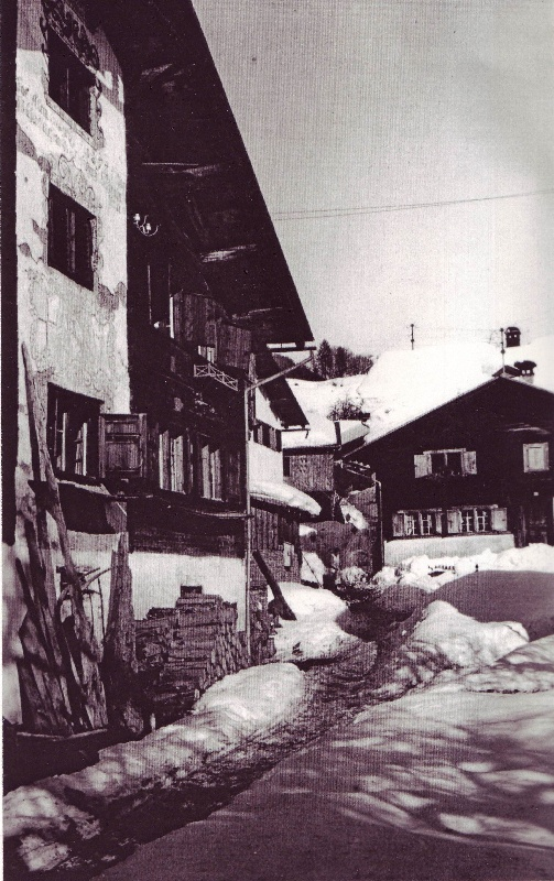 Platz um 1930