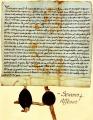 Urkunde 1291