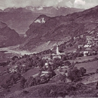 Fanas um 1914
