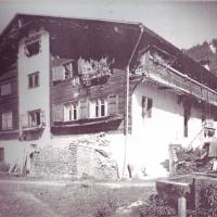 Sprecherhaus um 1930